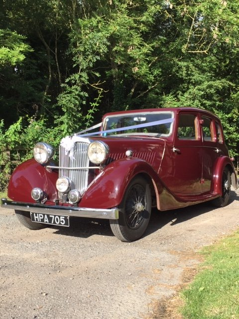 1938 Lea Francis 12/9 Saloon For Sale (picture 5 of 6)