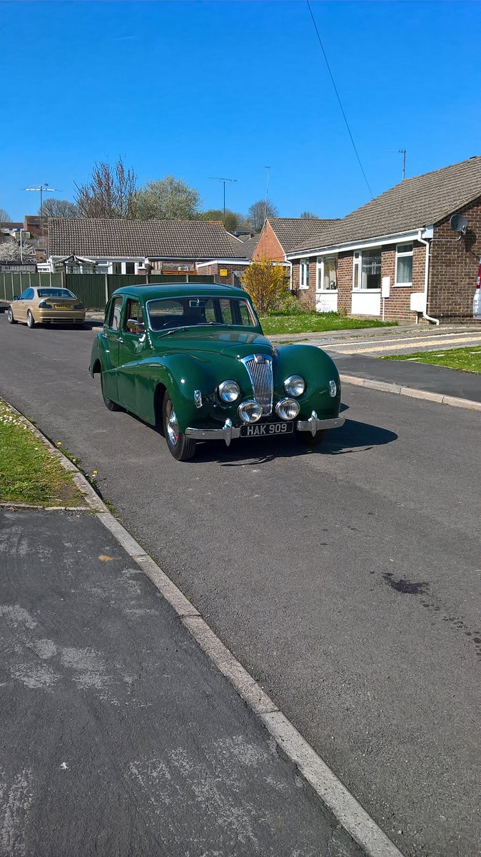 1951 rare lea francis For Sale (picture 1 of 4)