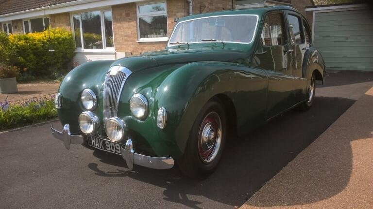 1951 rare lea francis For Sale (picture 2 of 4)