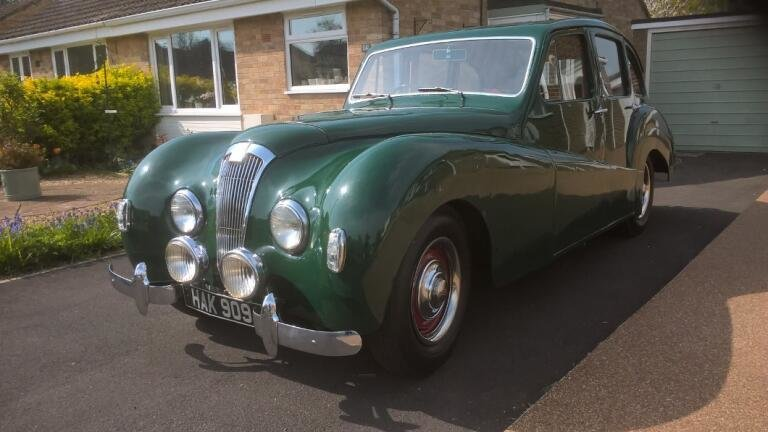 1951 rare lea francis For Sale (picture 3 of 4)