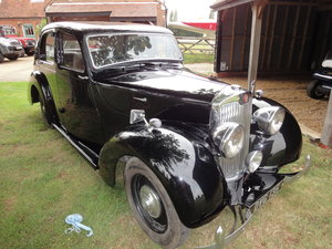1949 Lea Francis 14HP Light Saloon