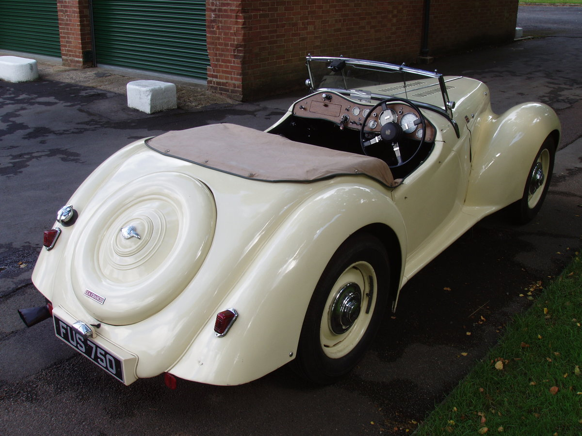 1947 Lea Francis 14 hp 2-seater open sports For Sale (picture 2 of 6)