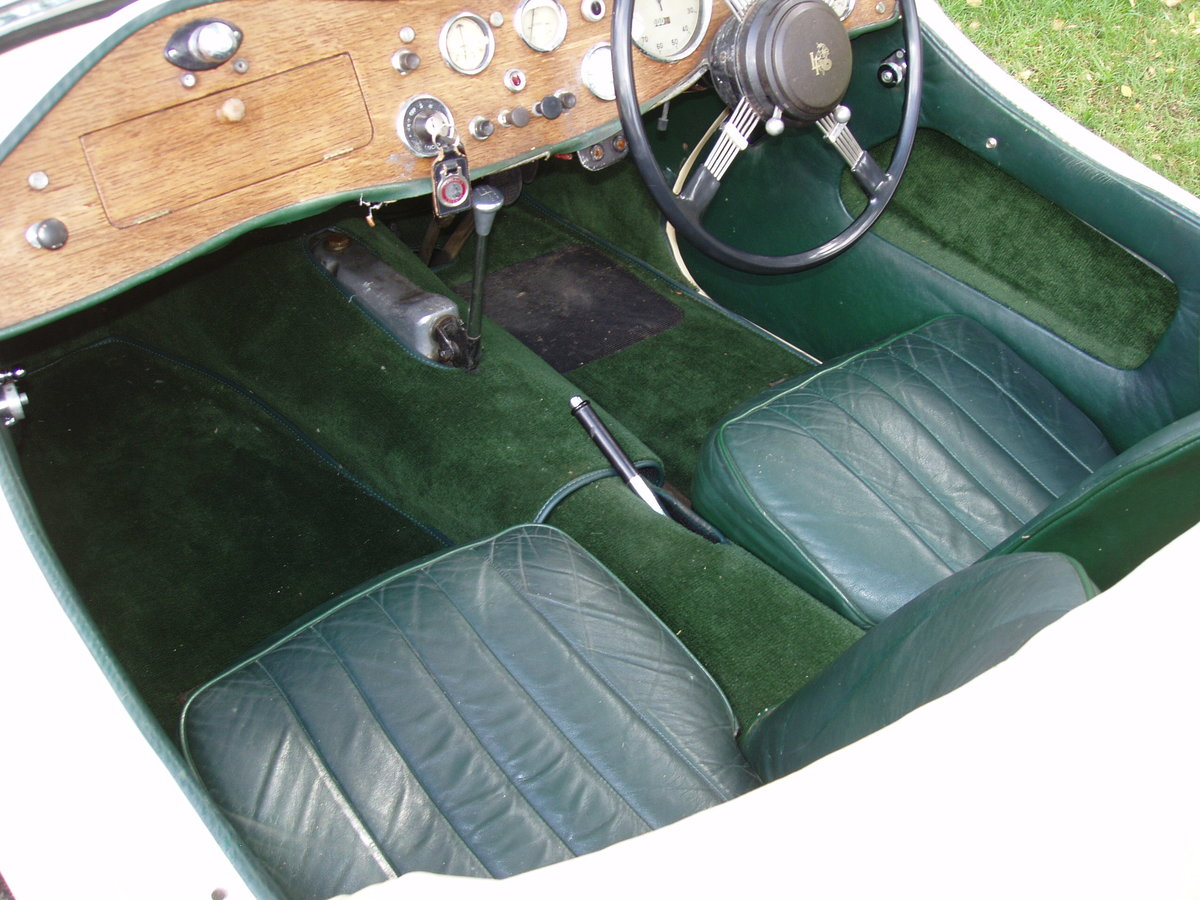 1947 Lea Francis 14 hp 2-seater open sports For Sale (picture 3 of 6)