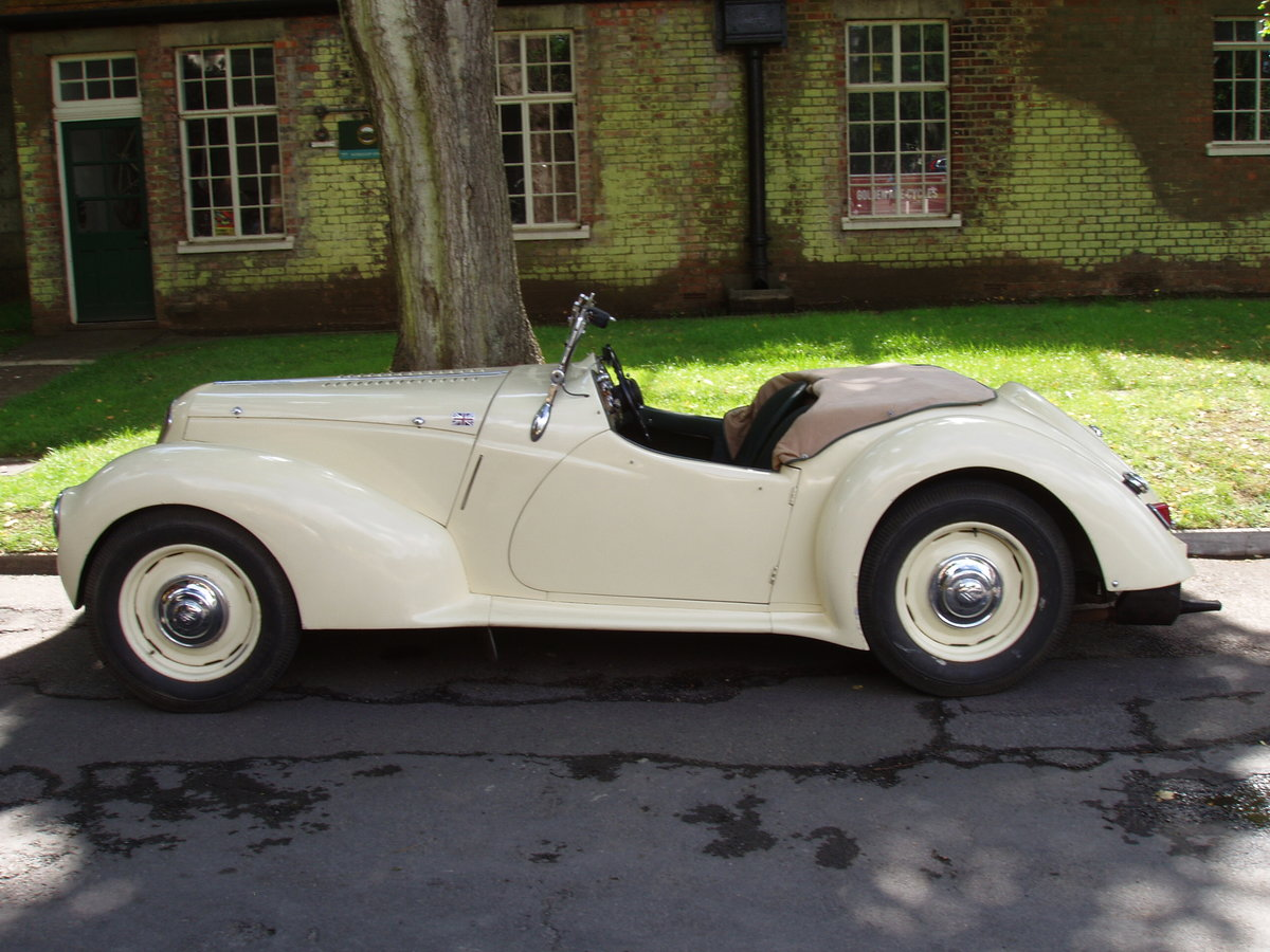 1947 Lea Francis 14 hp 2-seater open sports For Sale (picture 6 of 6)