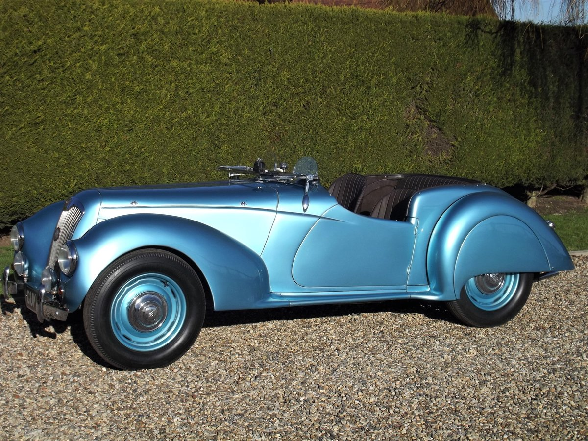 1948 Lea Francis 14HP Sports, beautiful example For Sale (picture 1 of 25)