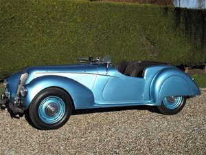Picture of 1948 Lea Francis 14HP Sports, beautiful example For Sale