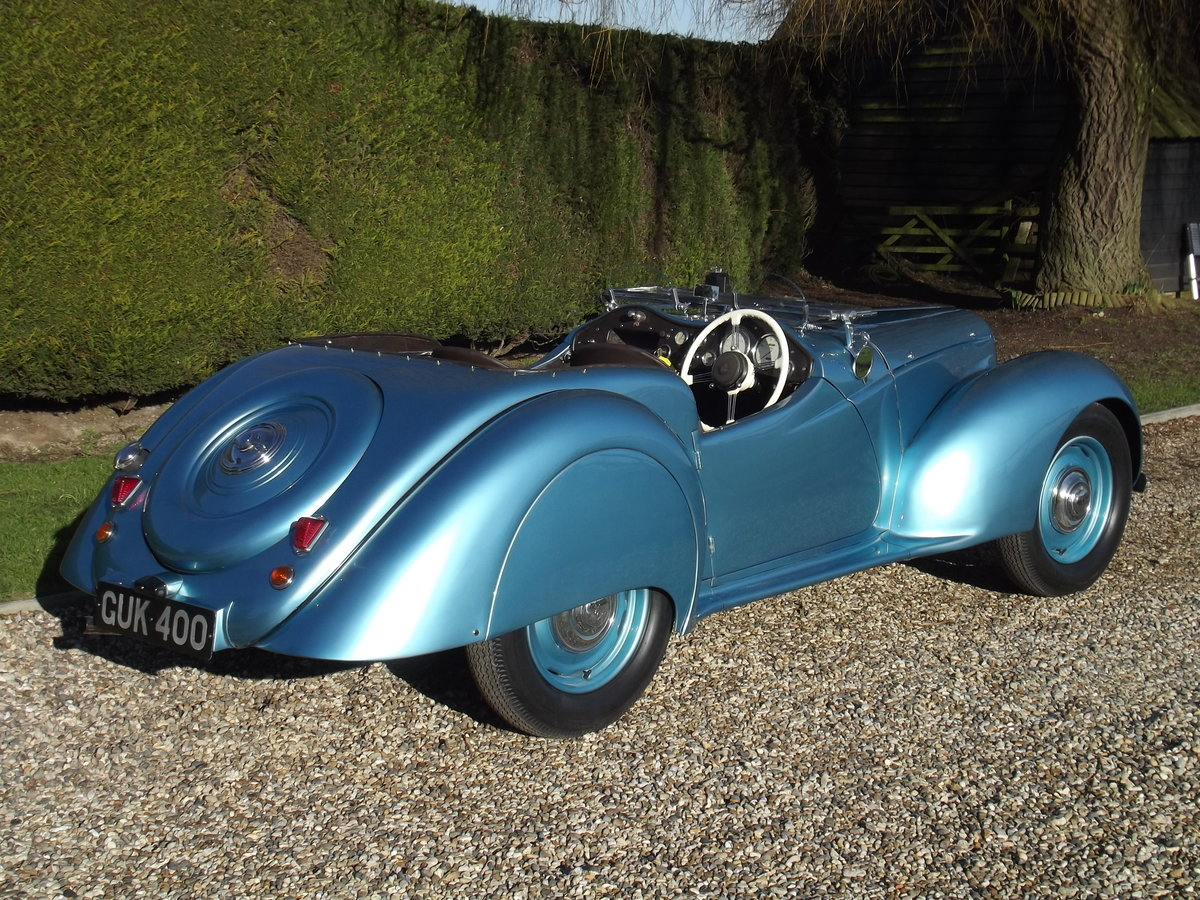 1948 Lea Francis 14HP Sports, beautiful example For Sale (picture 2 of 25)