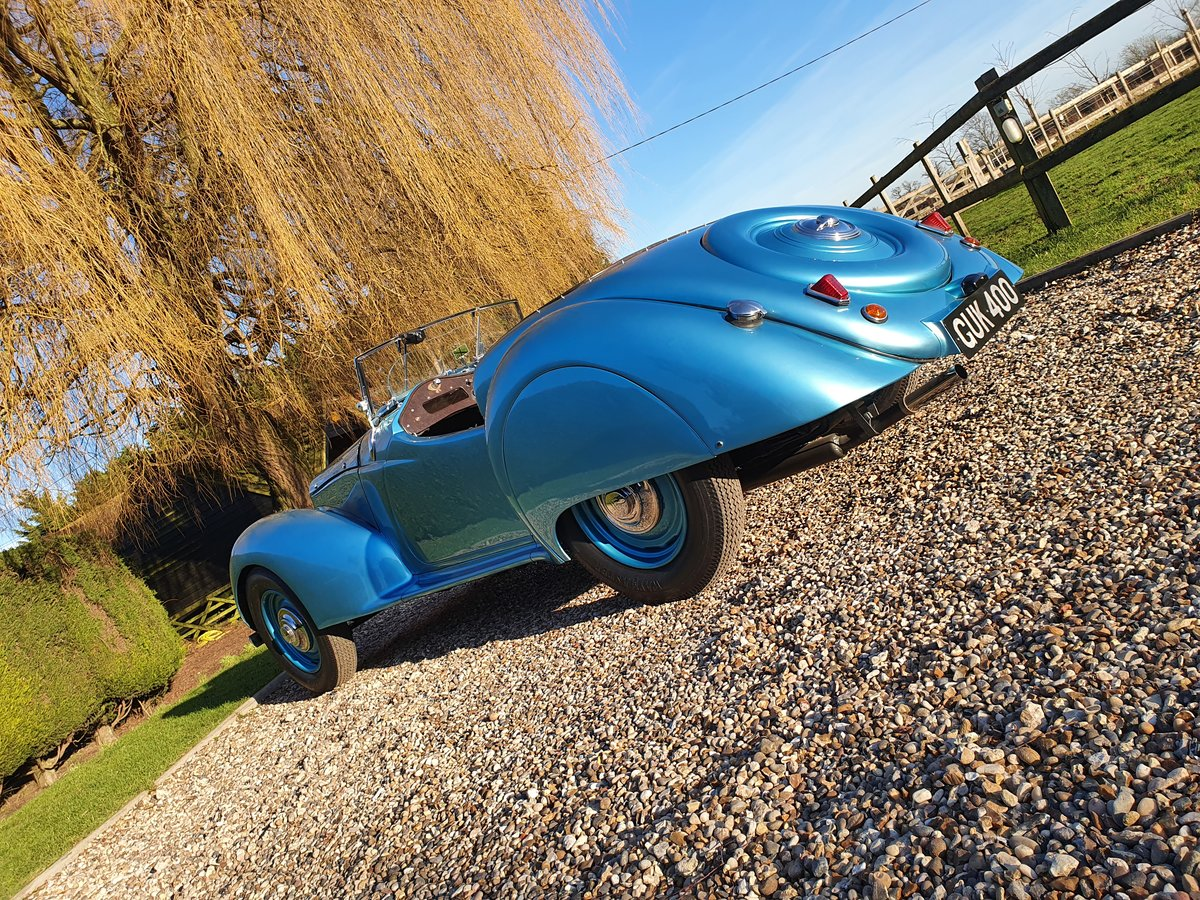 1948 Lea Francis 14HP Sports, beautiful example For Sale (picture 7 of 25)