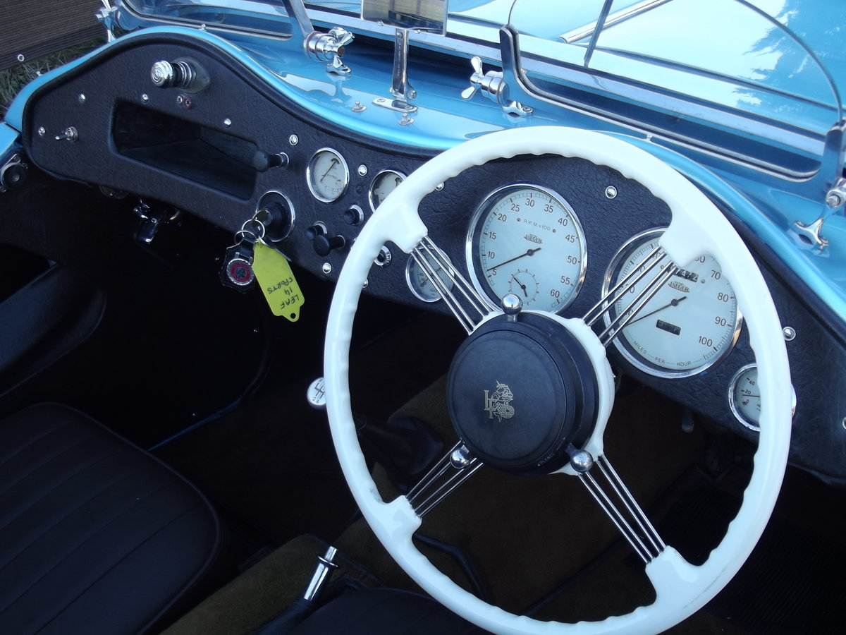1948 Lea Francis 14HP Sports, beautiful example For Sale (picture 8 of 25)