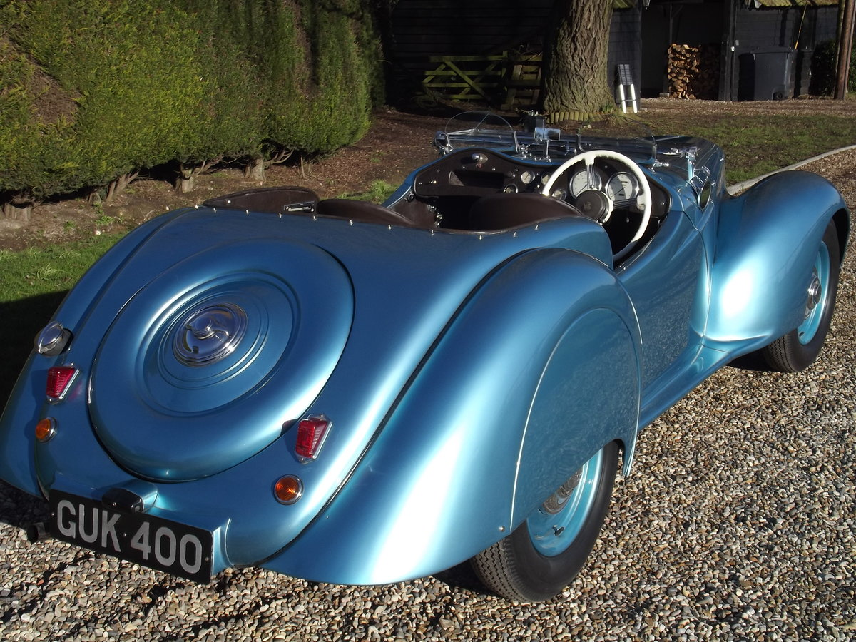 1948 Lea Francis 14HP Sports, beautiful example For Sale (picture 16 of 25)
