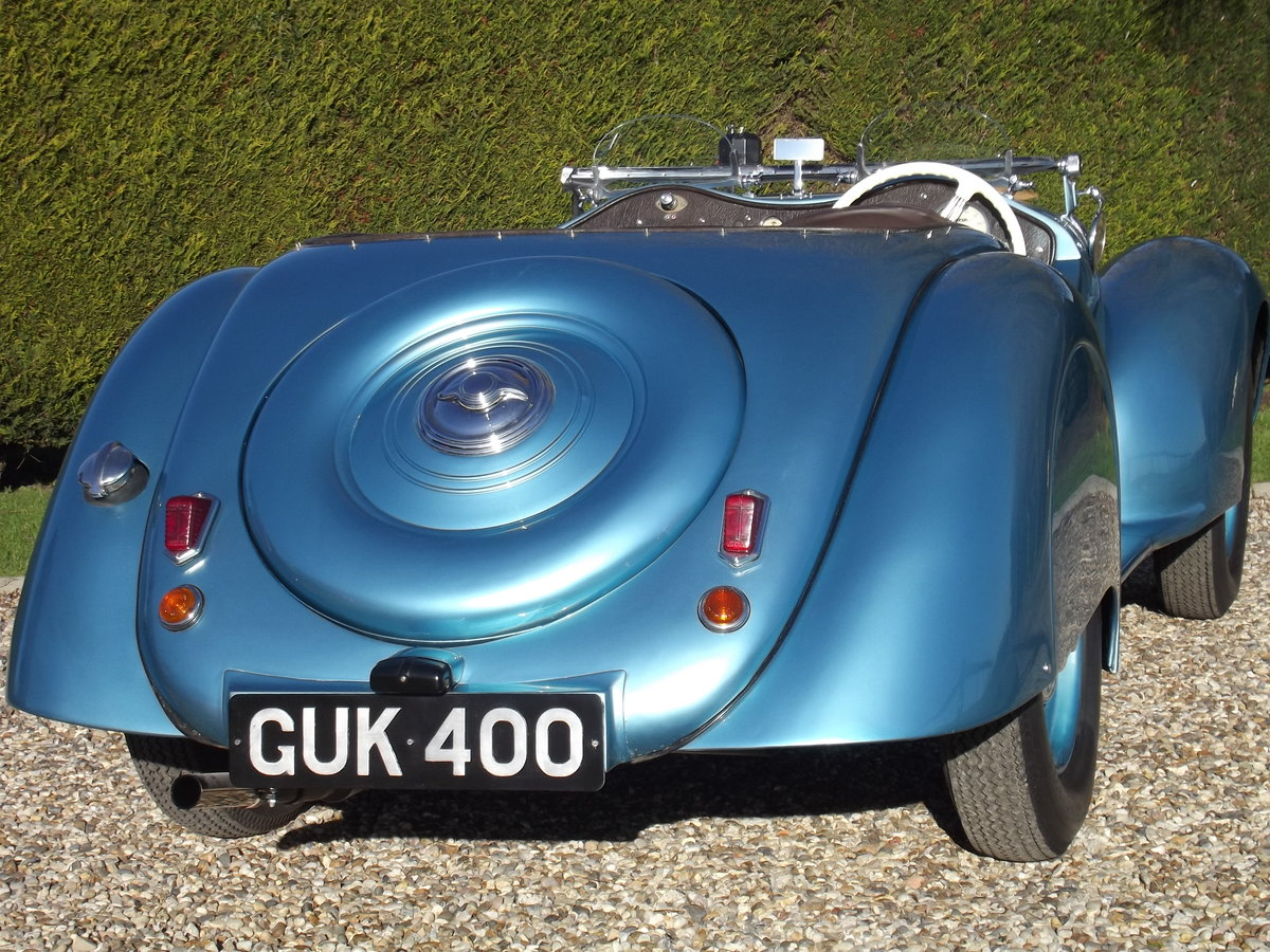 1948 Lea Francis 14HP Sports, beautiful example For Sale (picture 17 of 25)