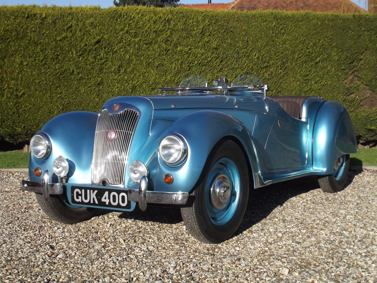 1948 Lea Francis 14HP Sports, beautiful example For Sale (picture 19 of 25)