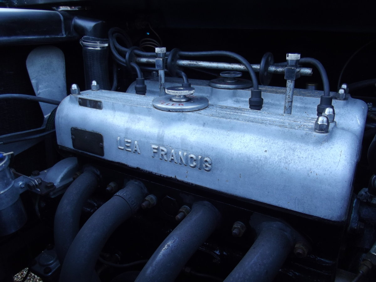1948 Lea Francis 14HP Sports, beautiful example For Sale (picture 21 of 25)