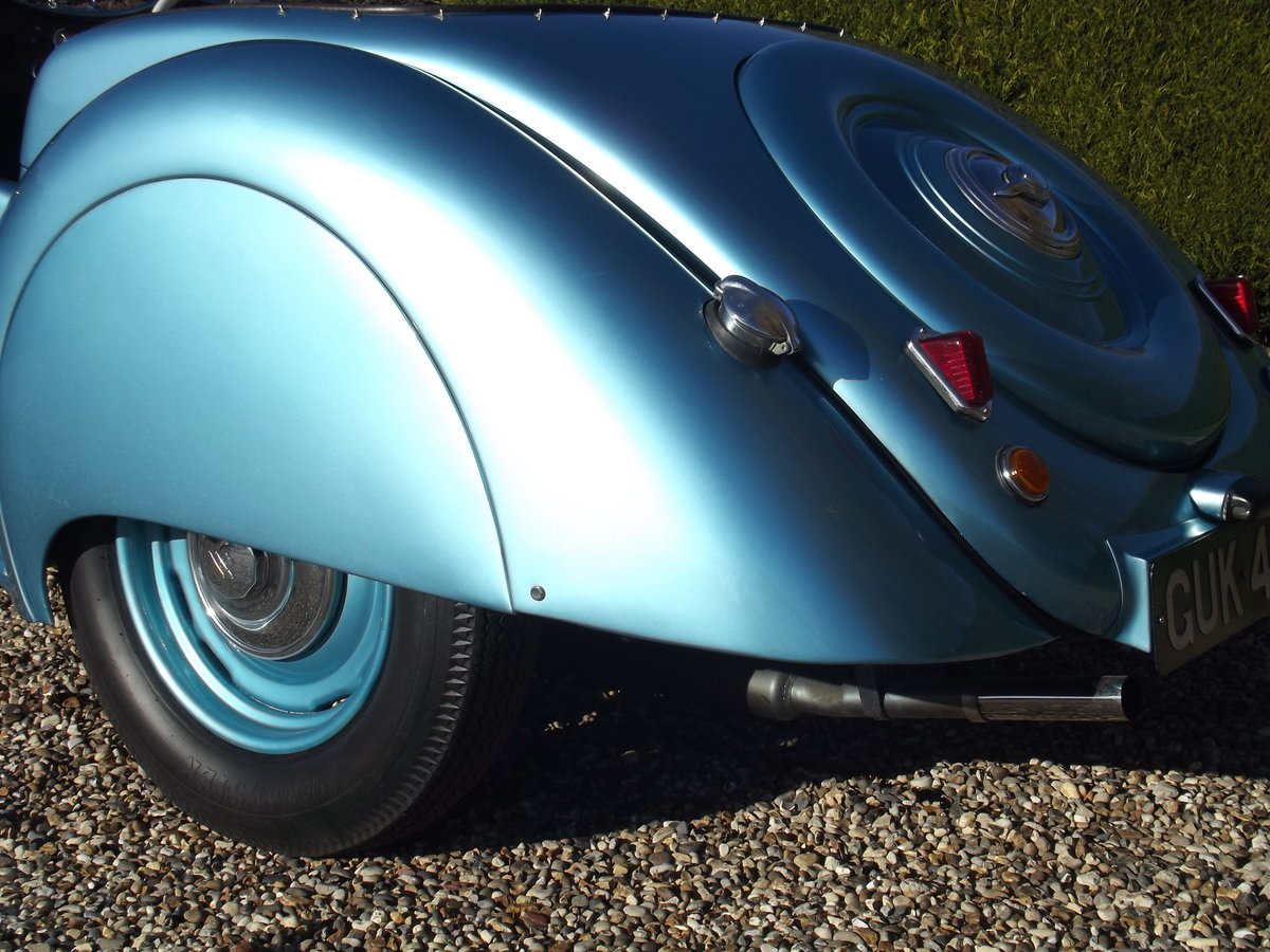 1948 Lea Francis 14HP Sports, beautiful example For Sale (picture 23 of 25)