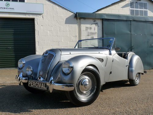 1950 Lea Francis 2 1/2 litre Sports, Sold SOLD (picture 5 of 6)