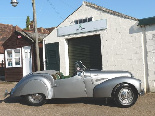 1950 Lea Francis 2 1/2 litre Sports, Sold SOLD (picture 6 of 6)