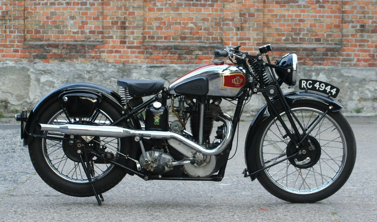 1937 Levis 600cc OHV For Sale (picture 1 of 6)