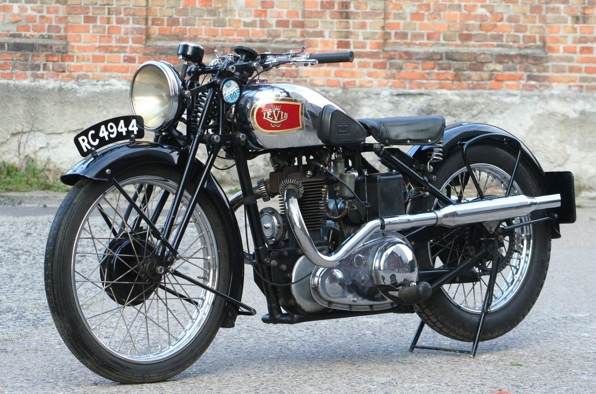 1937 Levis 600cc OHV For Sale (picture 4 of 6)