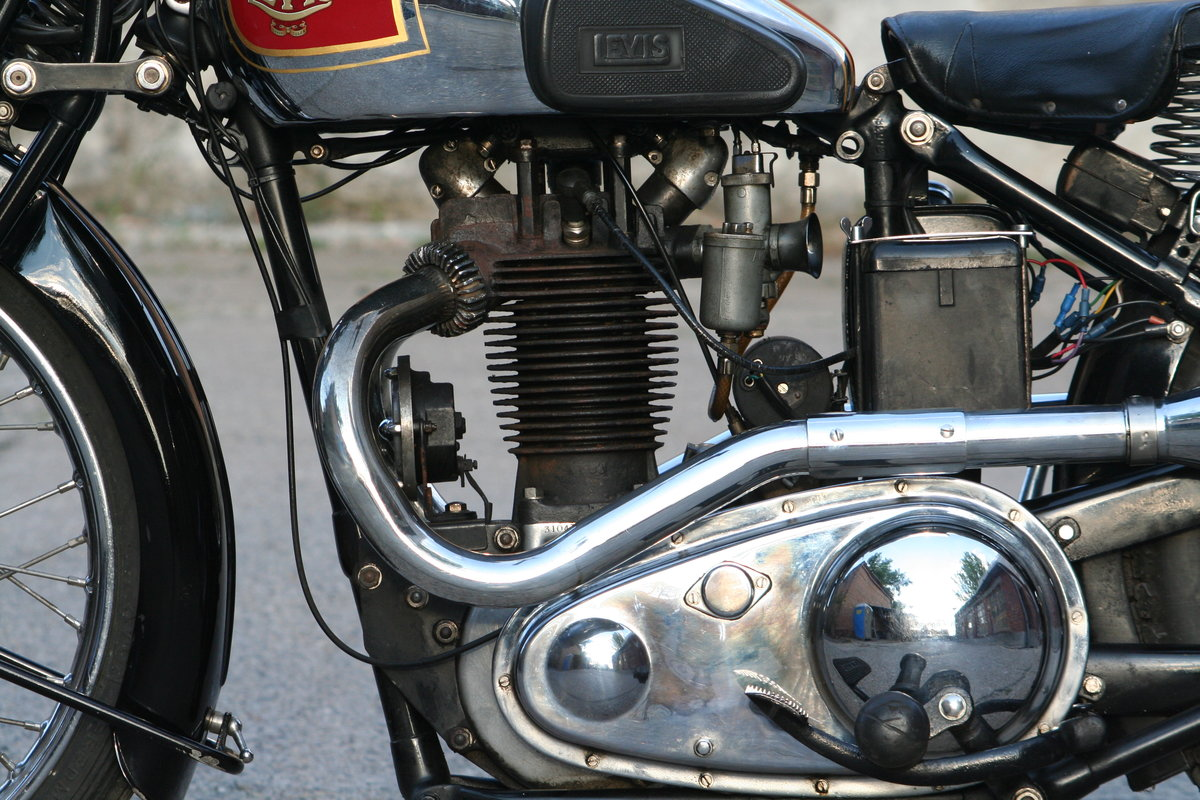 1937 Levis 600cc OHV For Sale (picture 5 of 6)