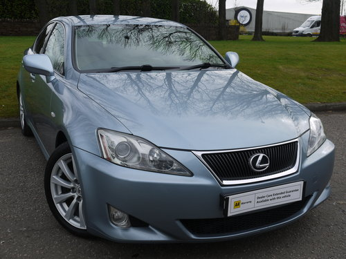 2008 Lexus IS 250 2.5 SE 4dr **FULL SERVICE HISTORY *LOVELY* SOLD (picture 1 of 2)