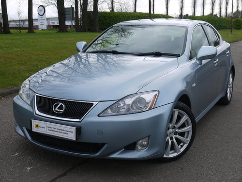 2008 Lexus IS 250 2.5 SE 4dr **FULL SERVICE HISTORY *LOVELY* SOLD (picture 2 of 2)