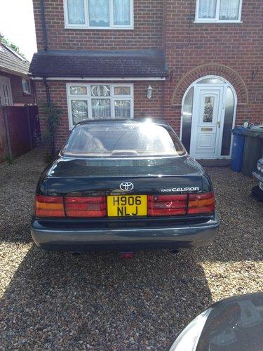 1991 Lexus LS400 SOLD (picture 2 of 6)