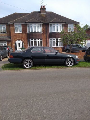 1991 Lexus LS400 SOLD (picture 3 of 6)