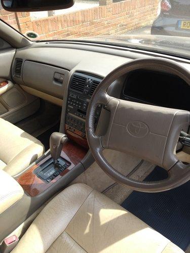 1991 Lexus LS400 SOLD (picture 5 of 6)