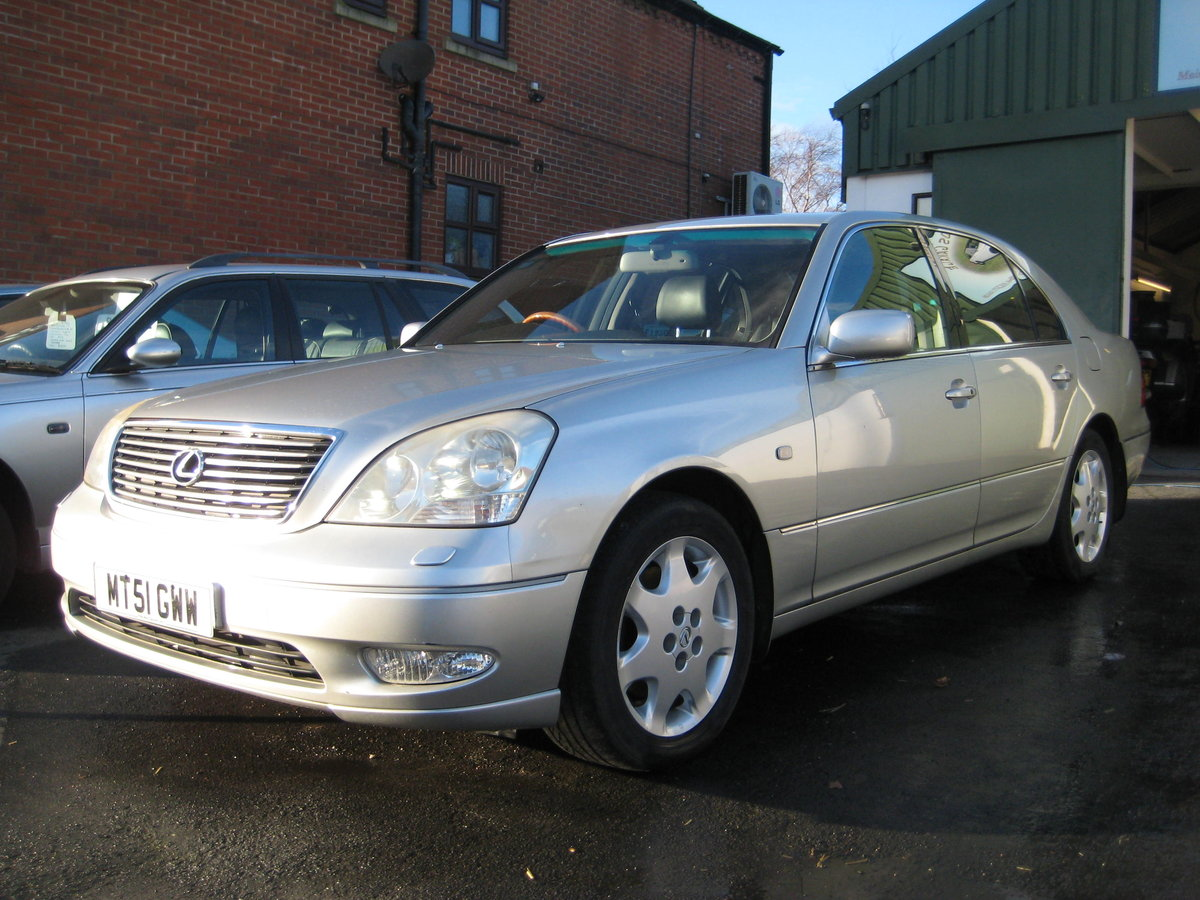 2001 Lexus LS 430 ONLY 107,000 MILES  For Sale (picture 2 of 6)