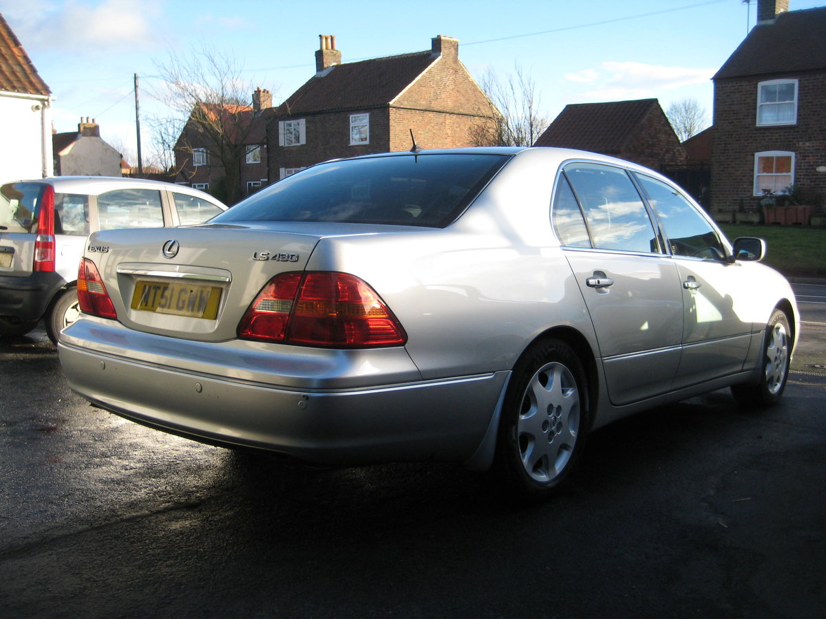 2001 Lexus LS 430 ONLY 107,000 MILES  For Sale (picture 3 of 6)