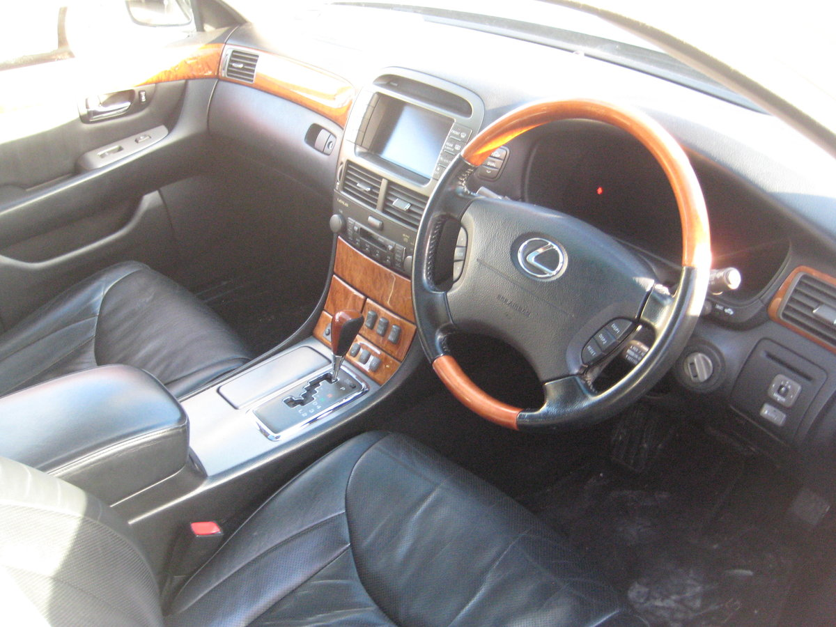 2001 Lexus LS 430 ONLY 107,000 MILES  For Sale (picture 4 of 6)