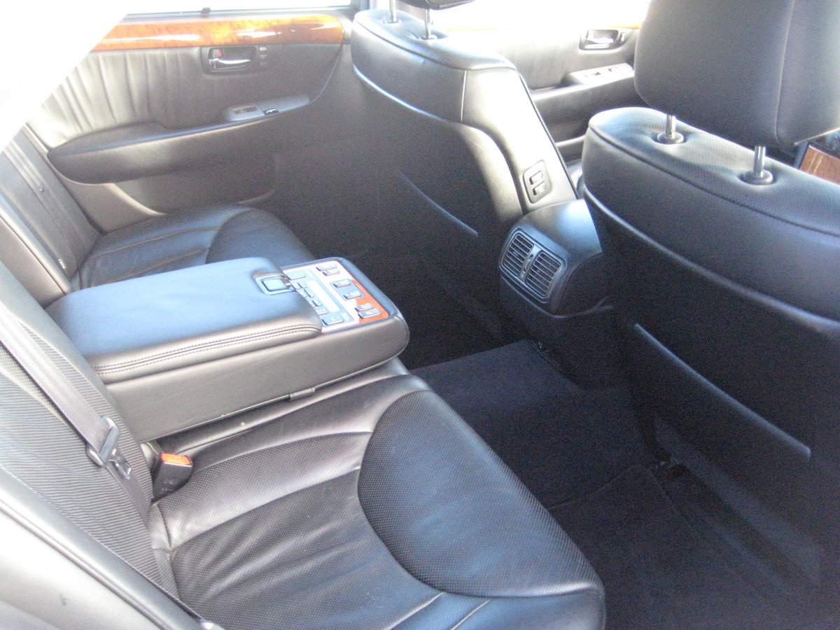 2001 Lexus LS 430 ONLY 107,000 MILES  For Sale (picture 5 of 6)