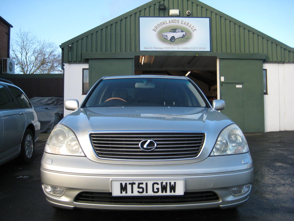 2001 Lexus LS 430 ONLY 107,000 MILES  For Sale (picture 6 of 6)