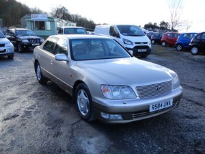 1998 LEXUS LS400 4.0 V8 For Sale