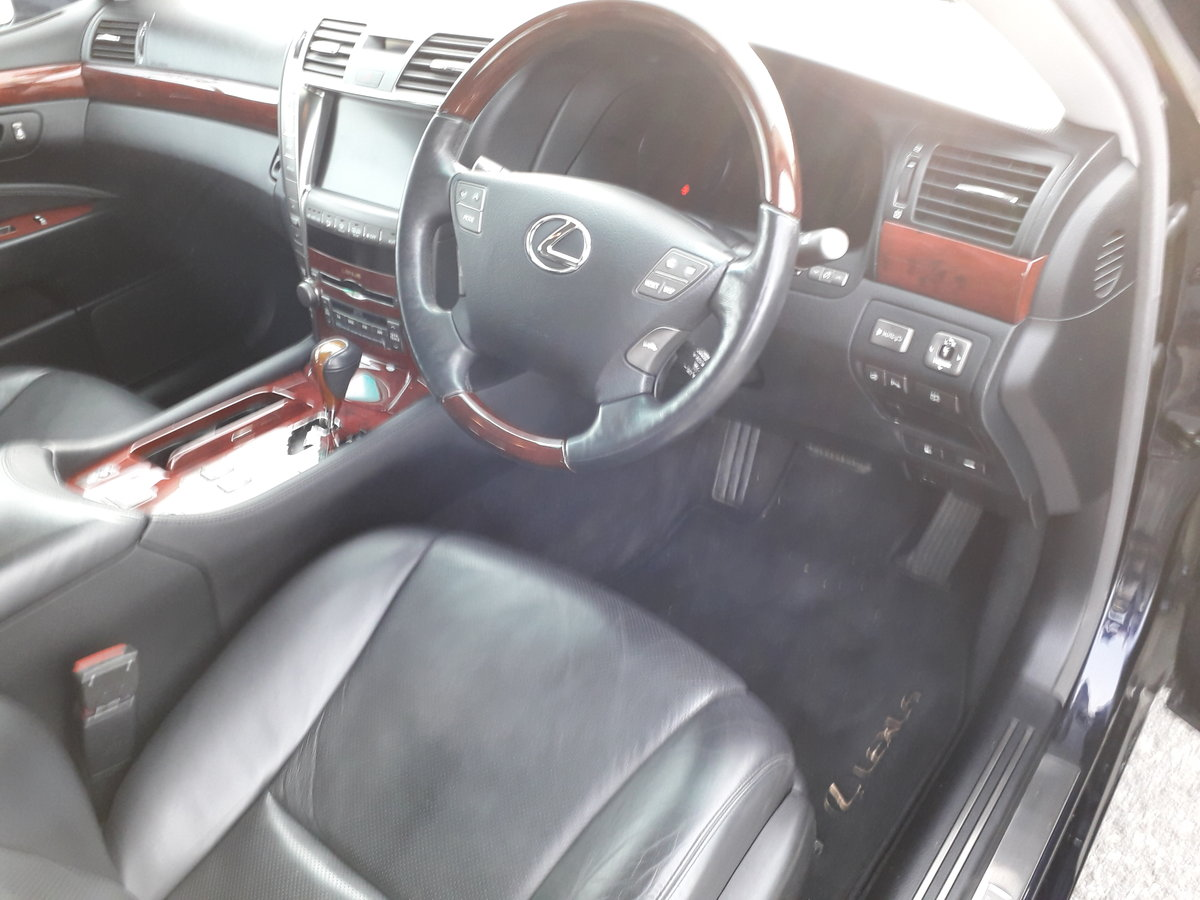 2007 Lexus Ls460 For Sale (picture 2 of 6)