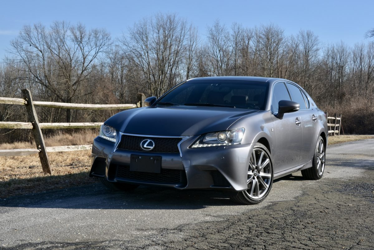 2013 Lexus GS 350 F Sport = Fast AWD Grey + Loaded  $24.9k For Sale (picture 1 of 6)