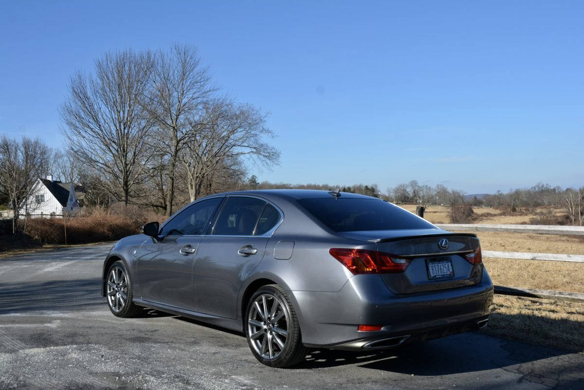 2013 Lexus GS 350 F Sport = Fast AWD Grey + Loaded  $24.9k For Sale (picture 2 of 6)