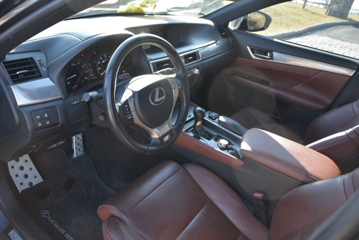 2013 Lexus GS 350 F Sport = Fast AWD Grey + Loaded  $24.9k For Sale (picture 3 of 6)