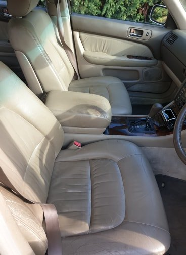 1997 Lexus LS 400 petrol auto great car For Sale (picture 4 of 6)