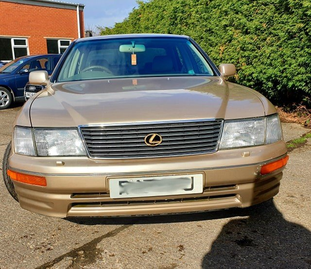 1997 Lexus LS 400 petrol auto great car For Sale (picture 6 of 6)