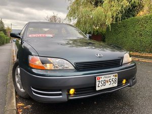 1992 Lexus ES300 LHD American Car For Sale