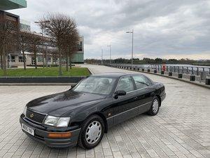 1995 Lexus LS400  LS 400, v8, 4 Door Saloon