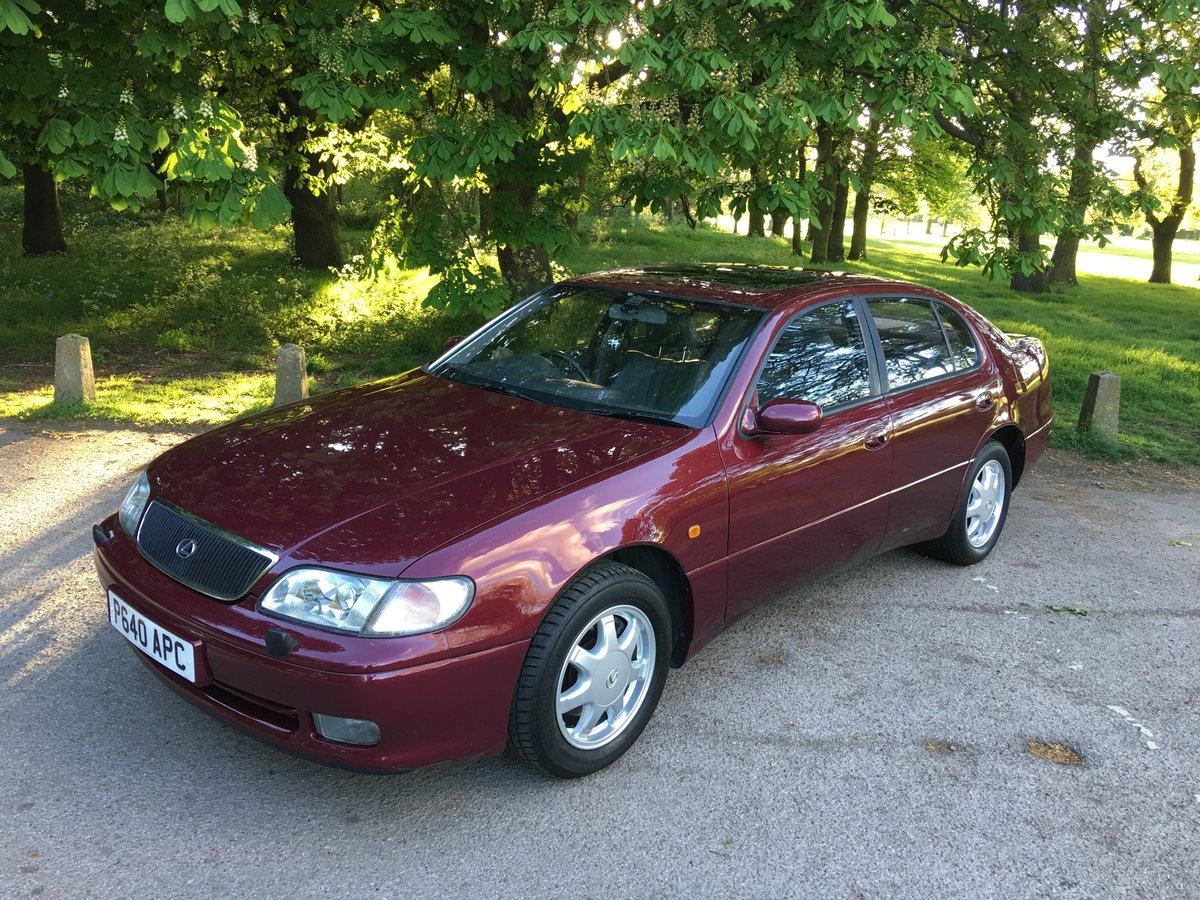 Lexus GS300 Auto 1997 39,000 miles  For Sale (picture 3 of 6)
