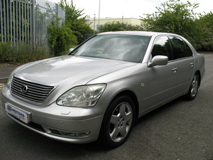 Lexus LS430 2005 '05' Reg, 145k Miles, S/H, Massive Spec For Sale