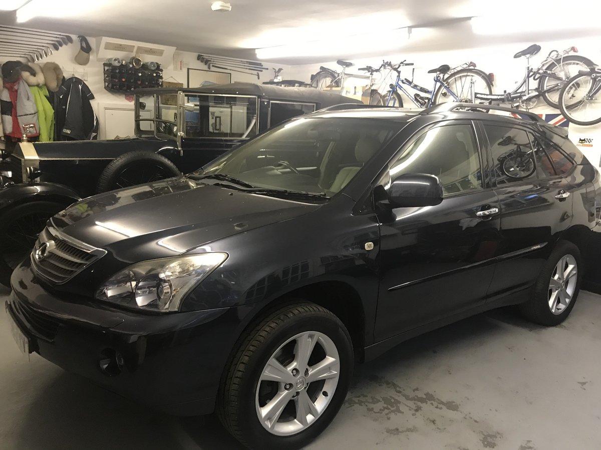 2009 LEXUS RX400H Ltd EXEC CVT 4 DOOR 4WD ESTATE SOLD (picture 4 of 5)