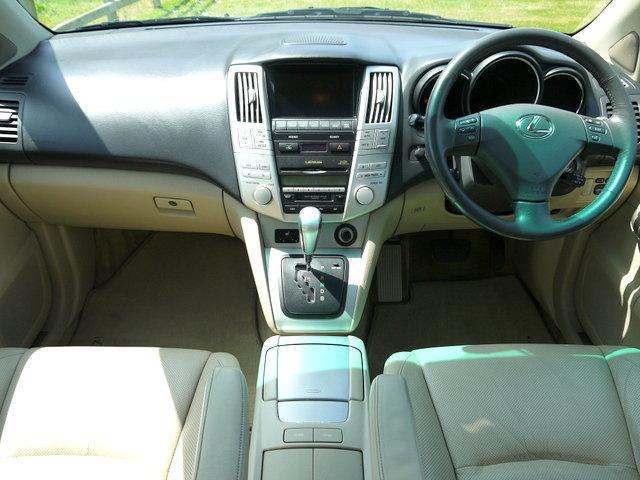 2006 LEXUS RX 400H SE-L AUTO FULL LEXUS 15 SERVICE HISTORY SOLD (picture 2 of 6)