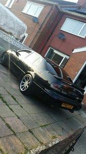 Rare lexus gs300 sport mk1 black 1997 cream leathe