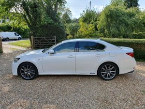 2013 Lexus GS450h F Sport -12months Lexus Warranty For Sale
