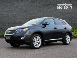 2010 Lexus RX450h SE-I For Sale In London For Sale