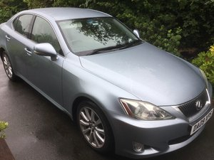 2009 Beautiful low mileage Lexus is250 For Sale